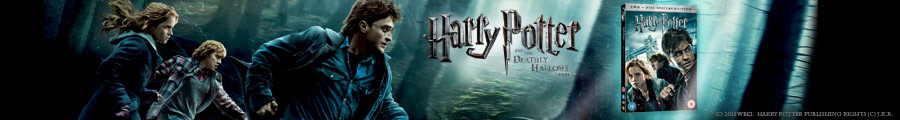 Harry Potter and the Deathly Hallows Part 1--pre-order now