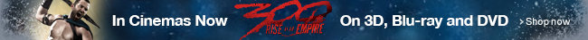 300 Rise of an Empire on Blu-ray, Blu-ray 3D and DVD--Shop now