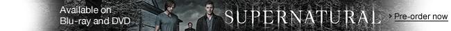 Supernatural Season 9 on DVD & Blu-ray--Shop now