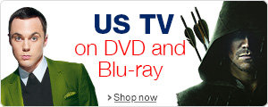 US TV on DVD and Blu-ray
