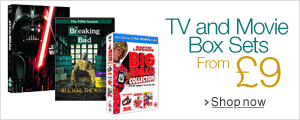 TV and Film Box Sets from £9--Shop Now