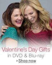 Valentine's Day Gifts in DVD and Blu-ray