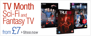 TV Month--Sci-Fi and Fantasy TV from £7
