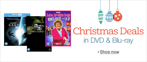 Christmas Deals in DVD & Blu-ray--Shop Now