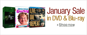 January Sale on DVD and Blu-ray--Shop Now