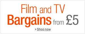 Film and TV Bargains from £5--Shop Now