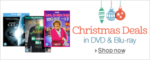 Christmas Deals on DVD and Blu-ray--Shop Now