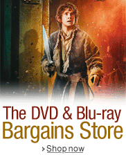 DVD and Blu-ray Bargains Store