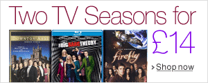 Two TV Seasons for £14--Shop Now