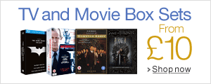 TV & Movie Box Sets from £10--Shop Now