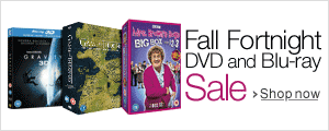 Fall Fortnight: DVD and Blu-ray Sale--Shop now