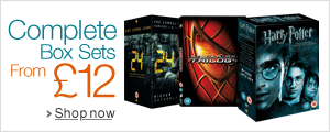 Complete Box Sets from �12--Shop Now