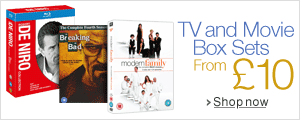 TV and Film Box Sets from �10--Shop Now
