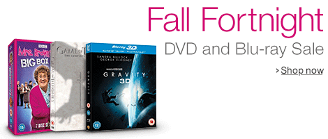 Fall Fortnight: DVD and Blu-ray Sale