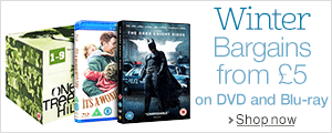 Winter Bargains from £5 on DVD and Blu-ray--Shop Now