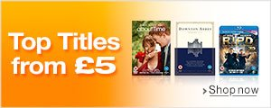 Top Titles from £5--Shop now