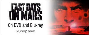 The Last Days on Mars--Shop Now