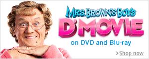 Mrs Brown's Boys D'Movie--Shop Now