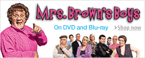 Mrs Brown's Boys--Shop Now