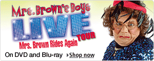 Mrs Brown's Boys Live Tour: Mrs Brown Rides Again