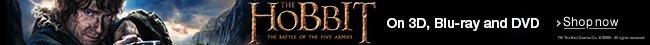 The Hobbit Trilogy--Shop now