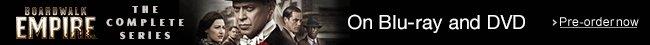 Boardwalk Empire - The Complete Season 1-5 on DVD & Blu-ray--Shop now