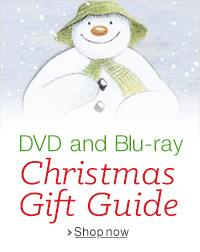 DVD and Blu-ray Christmas Gift Guide