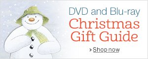 DVD and Blu-ray Christmas Gift Guide--Shop Now