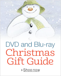 DVD and Blu-ray Christmas Gift Guide