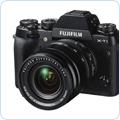 Fujifilm Compact System Cameras