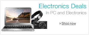 Electronics Deals in PC and electronics