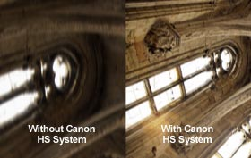 Canon HS System
