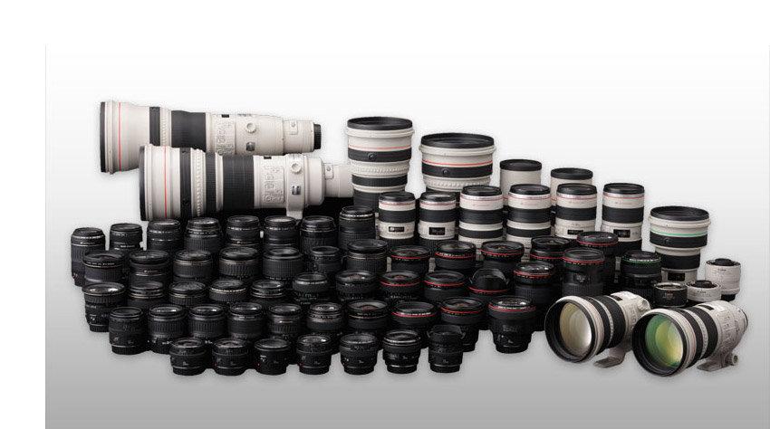 EF & EF-S Lenses