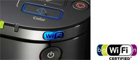 b/g/n Wi-Fi Certified