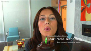 Clear-frame technology