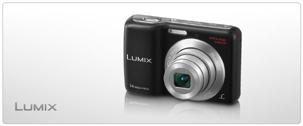 Compact Digital Camera LS6