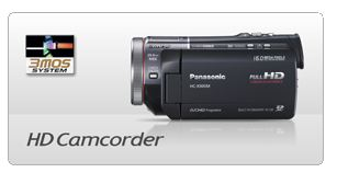 Active HD Camcorder Range