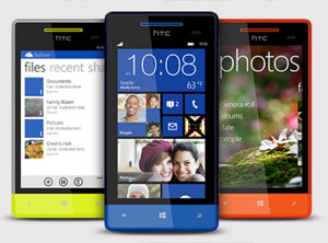 Windows Phone 8S high-performing battery
