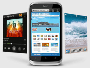HTC Desire X Powerful Performance