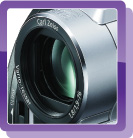 """1/6"""" Advanced HAD™ CCD Imager, 1 Mega Pixel"""