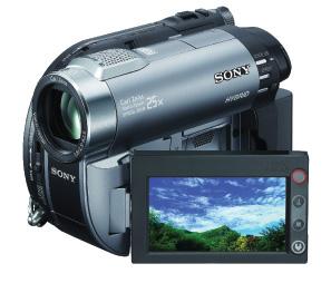 Sony Handycam DCR-DVD310