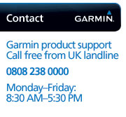 Garmin Contacts