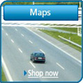 Garmin Maps for Sat Nav