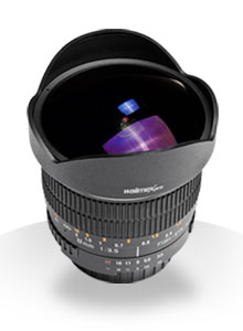 walimex pro 8/3.5 Fish-Eye for Canon EF