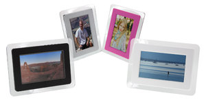 Group image of Kitvision 7 inch Digital Photo Frames