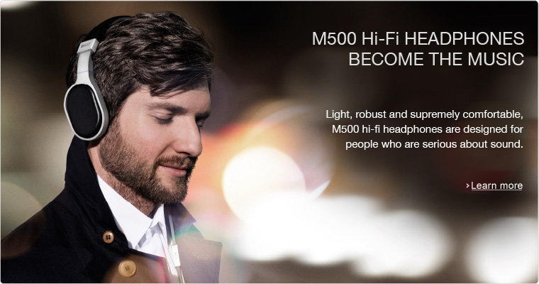Kef 500 Headphones