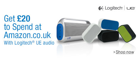 Logitech UE promotion at Amazon.co.uk