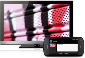 Hook up to an HD TV via HDMI or wireless streaming