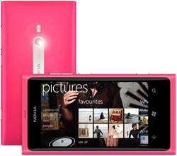 Nokia Lumia 800 let's you work on the move