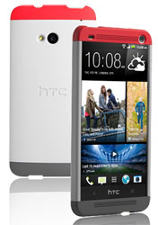 HTC One Double Dip Hard Case